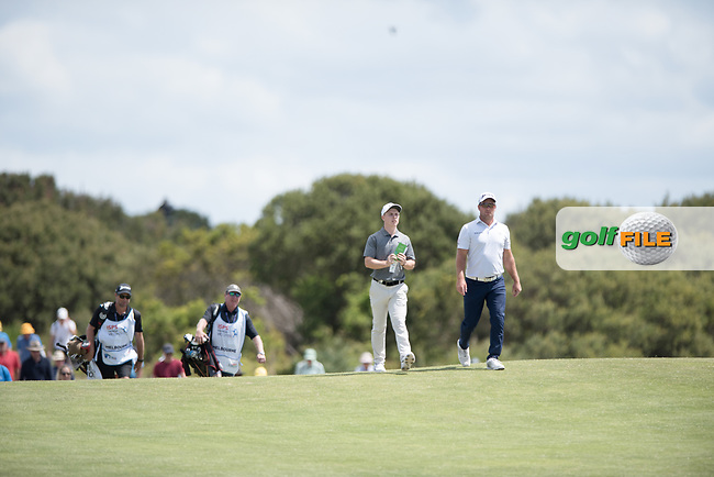 Ryan Fox (NZL) during the 2nd round of the VIC Open, 13th Beech, Barwon Heads, Victoria, Australia. 08/02/2019.<br /> Picture Anthony Powter / Golffile.ie<br /> <br /> All photo usage must carry mandatory copyright credit (© Golffile | Anthony Powter)