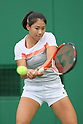 Nao Hibino (JPN), <br /> JULY 13, 2016 - Tennis : <br /> Training <br /> for Rio Olympic Games in Tokyo, Japan. <br /> (Photo by YUTAKA/AFLO SPORT)