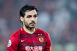 Guangzhou Forward Ricardo Goulart during the AFC Champions League 2017 Group G match between Guangzhou Evergrande FC (CHN) vs Suwon Samsung Bluewings (KOR) at the Tianhe Stadium on 09 May 2017 in Guangzhou, China. Photo by Yu Chun Christopher Wong / Power Sport Images