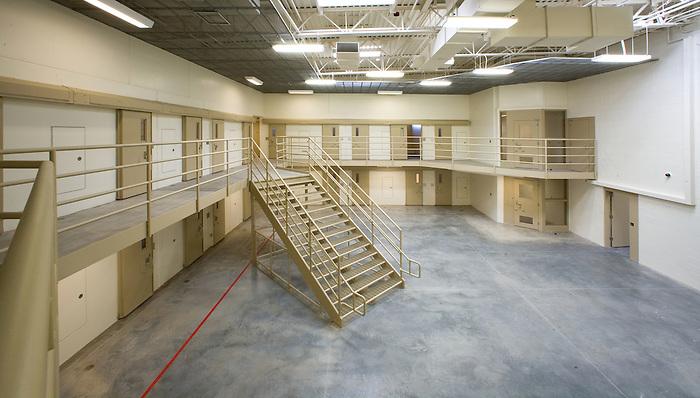 25 September 2007: Walla Walla State Prison_HDR.Bldg. C