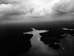 May 13, 2009. Sanford, NC..Aerial photos of Jordan Lake.