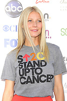 LOS ANGELES, CA - SEPTEMBER 07: Gwyneth Paltrow at the Stand Up To Cancer benefit at The Shrine Auditorium on September 7, 2012 in Los Angeles, California. Credit: mpi27/MediaPunch Inc. /NortePhoto.com<br /> <br /> **CREDITO*OBLIGATORIO** *No*Venta*A*Terceros*<br /> *No*Sale*So*third*...