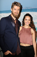 www.acepixs.com<br /> <br /> January 23 2017, New York City<br /> <br /> Actors Luke Mitchell and Rebecca Breeds arriving at a Virtual Tour of Australia in NYC at Hudson Mercantile on January 23, 2017 in New York City.<br /> <br /> By Line: Nancy Rivera/ACE Pictures<br /> <br /> <br /> ACE Pictures Inc<br /> Tel: 6467670430<br /> Email: info@acepixs.com<br /> www.acepixs.com
