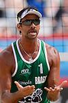 30.05.2015, Moskau, Vodny Stadion<br /> Moskau Grand Slam, Main Draw / Viertelfinale<br /> <br /> Ricardo Santos (#1 BRA)<br /> <br />   Foto &copy; nordphoto / Kurth