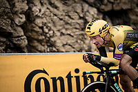 Primoz Roglic (SVK/Jumbo-Visma)<br /> <br /> Stage 9 (ITT): Riccione to San Marino (34.7km)<br /> 102nd Giro d'Italia 2019<br /> <br /> ©kramon