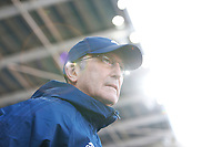 Middlesbrough manager Tony Pulis prior to kick off of the Sky Bet Championship match between Cardiff City and Middlesbrough at the Cardiff City Stadium. Cardiff, Wales, UK. Saturday 17 February 2018