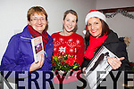 +++Reproduction Free+++ Kerry's Eye<br /> Margaret Curtin, Lisa Geoghegan and Natalie Maher display their wares at the Brosna Christmas Market last Sunday.