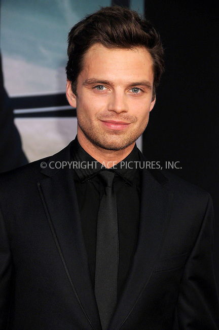 WWW.ACEPIXS.COM<br /> <br /> March 13 2014, LA<br /> <br /> Sebastian Stan arriving at the premiere of Marvel's 'Captain America: The Winter Soldier' at the El Capitan Theatre on March 13, 2014 in Hollywood, California.<br /> <br /> By Line: Famous/ACE Pictures<br /> <br /> <br /> ACE Pictures, Inc.<br /> tel: 646 769 0430<br /> Email: info@acepixs.com<br /> www.acepixs.com