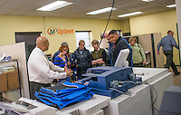 Minuteman press uptown hosted its grand opening event Friday, Feb. 26 at its uptown location in downtown Minneapolis