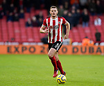 Jack O'Connell of Sheffield Utd during the Premier League match at Bramall Lane, Sheffield. Picture date: 9th February 2020. Picture credit should read: Simon Bellis/Sportimage
