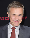 Christoph Waltz<br />  at The Weinstein L.A. Premiere of The Hateful Eight held at The Arclight Theatre in Hollywood, California on December 07,2015                                                                   Copyright 2015 Hollywood Press Agency