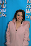 "Rachel Dratch at Broadway's ""Vanya and Sonia and Masha and Spike"" which had its opening night on March 14, 2013 at the Golden Theatre, New York City, New York.  (Photo by Sue Coflin/Max Photos)"