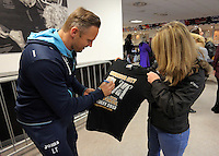 Pictured: Lee Trundle Tuesday 29 November 2016<br />