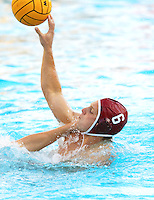 STANFORD, CA - November 26, 2010: Paul Rudolph in Men's  water polo game, Stanford against UC-Irvine (MPSF Tournament). Stanford won 8-7.