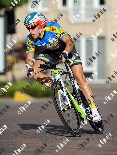 2011-07-08 / Wielrennen / seizoen 2011 / Alexander Geuens..Foto: mpics