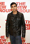 Christian Demeo attends the cast photo call for the New Group Production on 'Downtown Race Riot' on October 23, 2017 at The New 42nd Street Studios in New York City.