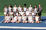 4-14-16, Huron High School girl's junior varsity tennis team