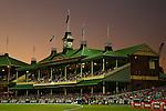 Australia's England's  at the Sydney Cricket Ground. Sydney Australia. Friday, 16th January 2015 (Photo: Steve Christo).