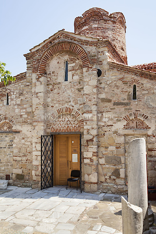 Saint John The Baptist Church, Nessebar, Bulgaria  June 2015.<br /> CAP/MEL<br /> &copy;MEL/Capital Pictures /MediaPunch ***NORTH AND SOUTH AMERICA ONLY***