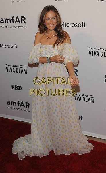 New York,NY- June 10: Sarah Jessica Parker attends the amfAR Inspiration Gala at The Plaza Hotel In New York City on June 10, 2014 .  <br /> CAP/RTNSTV<br /> &copy;RTNSTV/MPI/Capital Pictures