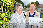 Betty Crosbie and Cathleen Collins who have been bringing Chernobyl Children to Killarney for 21 years
