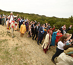 Arts Westchester<br /> Jazz Fest<br /> Rudresh Mahanthappa<br /> September 14, 2018 Travis' baraat on a white horse on a Montauk bluff surrounded by dancing friends and family.