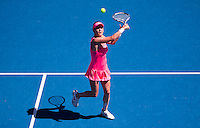AGNIESZKA RADWANSKA (POL)<br /> <br /> TENNIS - GRAND SLAM ITF / ATP  / WTA - Australian Open -  Melbourne Park - Melbourne - Victoria - Australia  - January 2016<br /> <br /> &copy; Tennis Photo Network