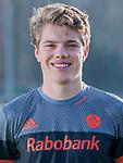 UTRECHT - Derck de Vilder, speler Nederlands Hockey Team heren. COPYRIGHT KOEN SUYK