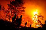 2012-08-13 Forest Fire-Torre de Macanes, Alicante