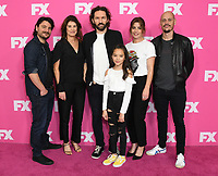 06 August 2019 - Beverly Hills, California - Justin Rosniak, Michelle Bennett, Nash Edgerton, Chika Yasumura, Brooke Satchwell, Scott Ryan. 2019 FX Networks Summer TCA held at Beverly Hilton Hotel.    <br /> CAP/ADM/BT<br /> ©BT/ADM/Capital Pictures