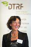 ZANDVOORT - GOLF -NGF bestuurslid Marieke van Rhijn. dagvoorzitter DTRF (Dutch Turfgrass Research Foundation)  congres. COPYRIGHT KOEN SUYK