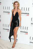 Rosie Huntington Whiteley arriving for the Elle Style Awards 2015, at The Sky Garden, London. 24/02/2015 Picture by: Alexandra Glen / Featureflash