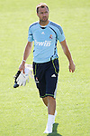 MADRID (11/08/2010).- Real Madrid training session at Valdebebas. Jerzy Dudek...Photo: Cesar Cebolla / ALFAQUI