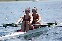 Race: 45  Event: W Schools 2x  Final<br /> <br /> Wallingford Regatta 2018<br /> <br /> To purchase this photo, or to see pricing information for Prints and Downloads, click the blue 'Add to Cart' button at the top-right of the page.