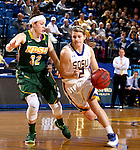 NDSU vs SDSU Women's Basketball