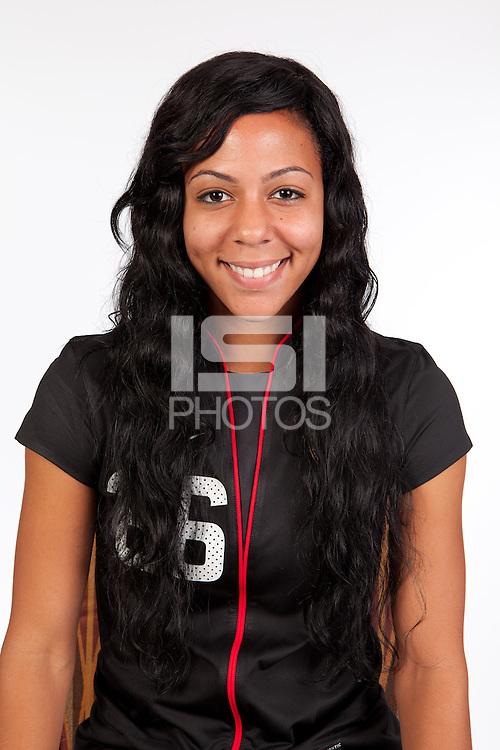 2011 USWNT portrait shoot.