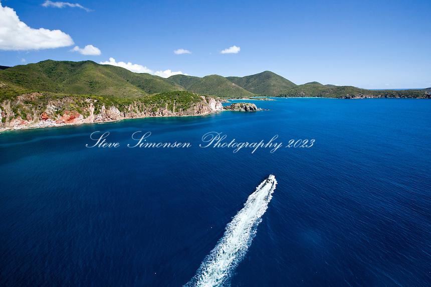 White Cliffs<br /> St. John<br /> U.S. Virgin Islands