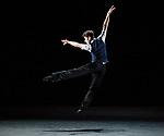 English National Ballet. Emerging Dancer competition. Guilherme Menezes Flight Mode<br /> Choreography: Sebastian Kloborg<br /> Music: Ryanair Safetey Announcement recited by Gavin Sutherland