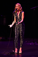 FORT LAUDERDALE, FL - SEPTEMBER 28: Morgan James performs at The Broward Center on September 28, 2017 in Fort Lauderdale, Florida. Credit: mpi04/MediaPunch