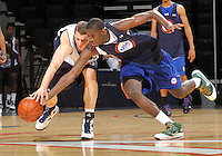 Josiah Turner at the NBPA Top100 camp June 18, 2010 at the John Paul Jones Arena in Charlottesville, VA. Visit www.nbpatop100.blogspot.com for more photos. (Photo © Andrew Shurtleff)