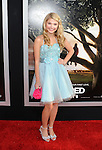 "HOLLYWOOD, CA. - July 26: Stefanie Scott arrives at the ""Flipped"" Los Angeles Premiere at ArcLight Cinemas Cinerama Dome on July 26, 2010 in Hollywood, California."