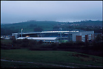 Ewood Park, home of Blackburn Rovers FC. Photo by Tony Davis