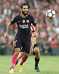 FC Barcelona's Arda Turan during La Liga match. August 28,2016. (ALTERPHOTOS/Acero)