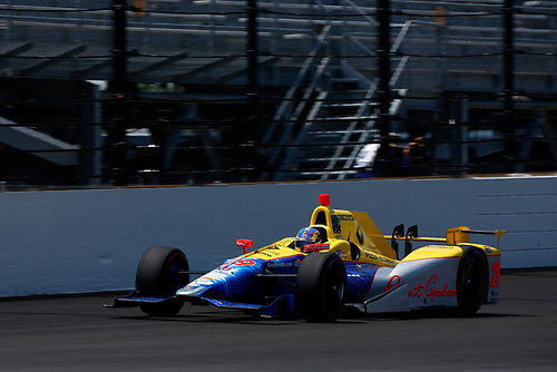 16-20 May, 2016, Indianapolis, Indiana, USA<br /> Townsend Bell<br /> ©2016, Phillip Abbott<br /> LAT Photo USA