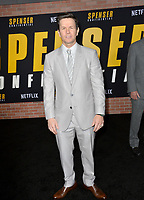 """LOS ANGELES, CA: 27, 2020: Mark Wahlberg at the world premiere of """"Spenser Confidential"""" at the Regency Village Theatre.<br /> Picture: Paul Smith/Featureflash"""