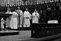 celebration du 377ieme<br /> de Montreal, a la Basilique Notre-Dame<br /> <br /> PHOTO : Agence Quebec Presse