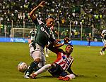 Deportivo Cali venció 1-0 a Junior. Fecha 7 Liga Águila II-2018.