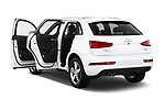 Car images close up view of 2015 Audi Q3 Premium Plus 5 Door SUV doors