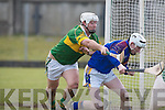 Kerry's Gary O'Brien and UL's Thomas Lowry.