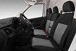 Front seat view of 2016 Fiat Doblo Pack 4 Door Cargo Van front seat car photos